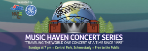 Music Haven Concert Series (Sundays @7pm from 7/9-8/13) @ Schenectady | New York | United States